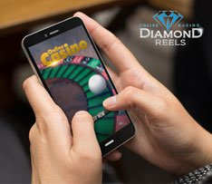 Diamond Reels Casino Mobile No Deposit Bonus  nodepositsrequired.com